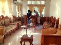 Mrauk Oo Nawarat Hotel: executive lounge