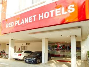 Red Planet Hotel Patong Phuket - Hotel Entrance