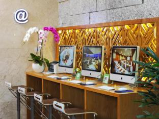EdenStar Saigon Hotel Ho Chi Minh City - Business Center