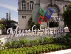 Munlustay 88 Hotel | Malaysia Hotel Discount Rates