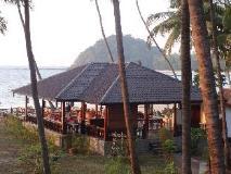 Hotel ACE Ngapali Beach: restaurant