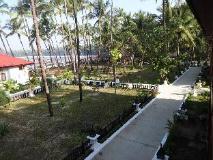 Hotel ACE Ngapali Beach: garden