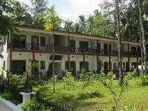 Hotel ACE Ngapali Beach: exterior