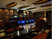 The Victoria Grand Hotel & Spa: pub/lounge