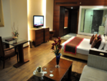 The Victoria Grand Hotel & Spa: guest room