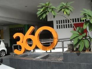 360 Xpress Citycenter Budget Boutique Hotel Kuching