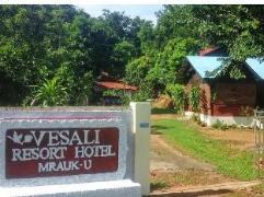 Hotel in Myanmar   Vesali Resort