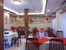 Sky Palace: restaurant