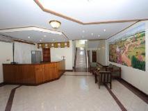 Sky Palace: interior