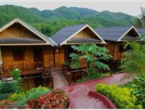 Mekong Riverside Lodge: interior