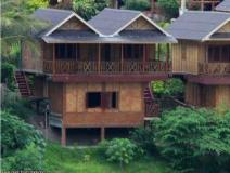 Mekong Riverside Lodge: view