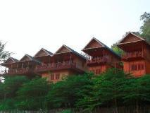 Mekong Riverside Lodge: exterior