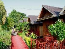 Mekong Riverside Lodge: