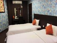 Standardna, dve ločeni postelji