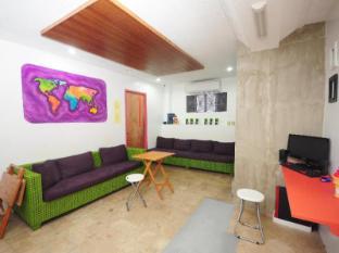 MNL Boutique Hostel Manila - Lobby