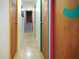 MNL Boutique Hostel Manila - Hallways