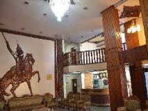 Power Hotel: lobby