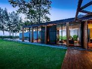Vila amb Piscina d'1 Habitació