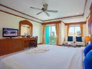 Deluxe δωμάτιο με Μπαλκόνι