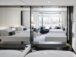 Deluxe Δωμάτιο με 2 Μονά Κρεβάτια