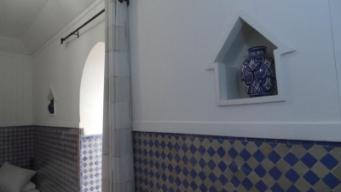 Chambre Confort Twin avec balcon - vue sur mer