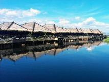 Sky Lake Inle Resort: exterior