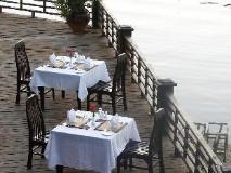 Sky Lake Inle Resort: restaurant