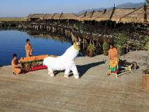 Sky Lake Inle Resort: facilities