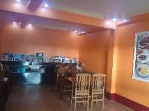 Silver Moon Hotel: restaurant
