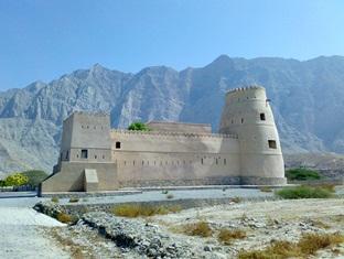 Al Taif Accommodation Khasab - Khasab Attractions - Bukka Fort