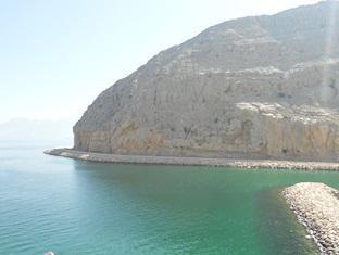 Al Taif Accommodation Khasab - Khasab Scenery