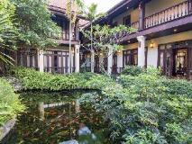 Sada Hotel: garden
