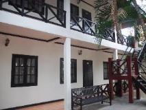 Vientiane Garden Hotel: exterior