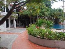 Vientiane Garden Hotel: garden