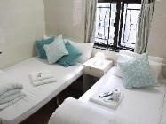 三人房(雙人床+單人床)
