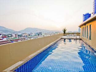 88 호텔 푸켓 - 수영장