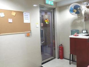 Reliance Inn Hong Kong - Reception Area