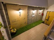Goodstay Hotel Tong Seoul Dongdaemun: entrance