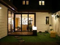 Goodstay Hotel Tong Seoul Dongdaemun: garden
