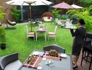 Avenue 64 Hotel Yangon - Restaurant