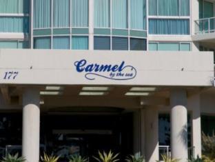 Carmel by the Sea Holiday Apartments Broadbeach Gold Coast - Entrance