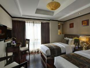 Golden Lotus Luxury Hotel Hanoi - Lotus Deluxe Twin