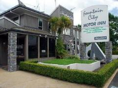 Fountain City Motor Inn | New Zealand Budget Hotels