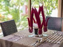 Bawga Theiddhi Hotel: restaurant