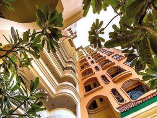반 몬티나 서비스 레지던스 방콕 - 호텔 외부구조