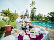 Jade Marina Resort & Spa: food and beverages
