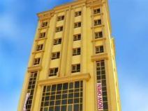 Arabian Hotel Apartments: exterior