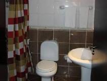 Arabian Hotel Apartments: bathroom
