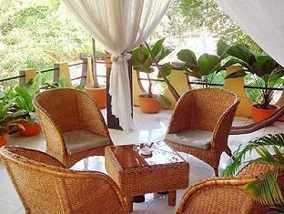 Bopha Angkor Hotel Siem Reap - Terrace