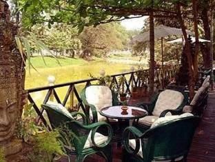 Bopha Angkor Hotel Siem Reap - Balcony/Terrace